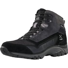 Haglöfs M's Skuta Proof Eco Mid Shoes True Black/Magnetite